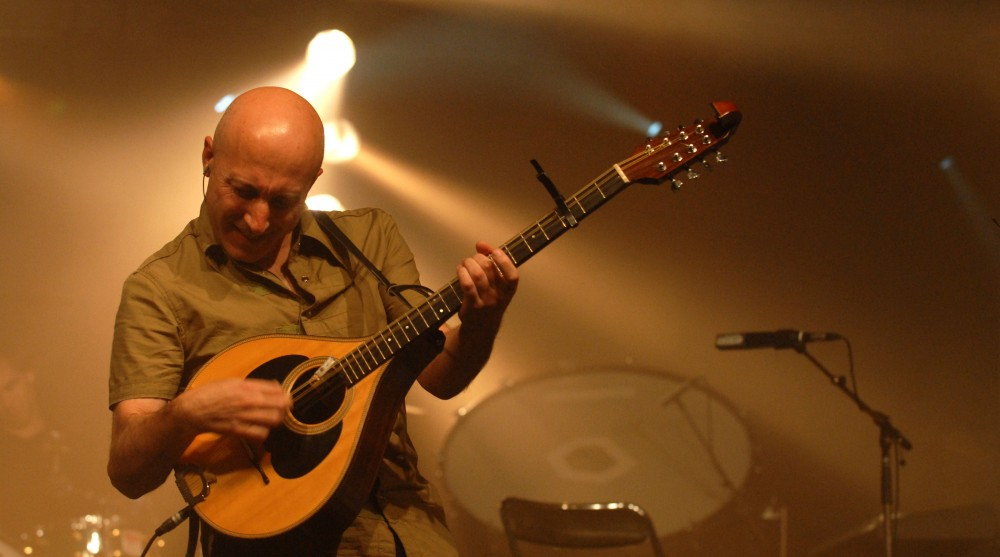 Pancho Álvarez – Músico